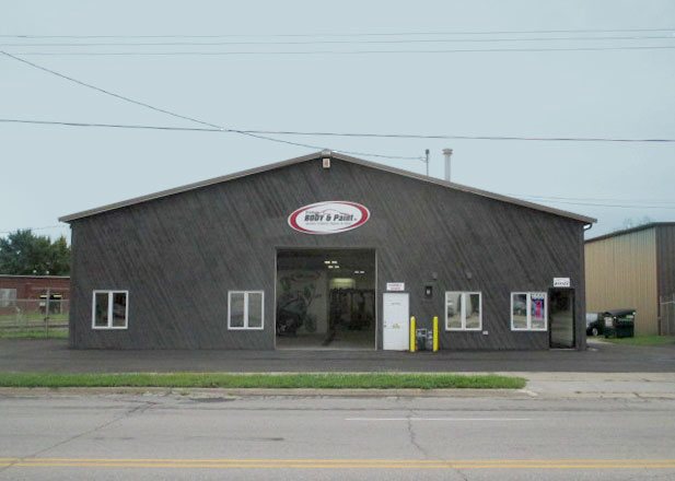 Fisher Body Paint Des Moines Area Car Collision Repair